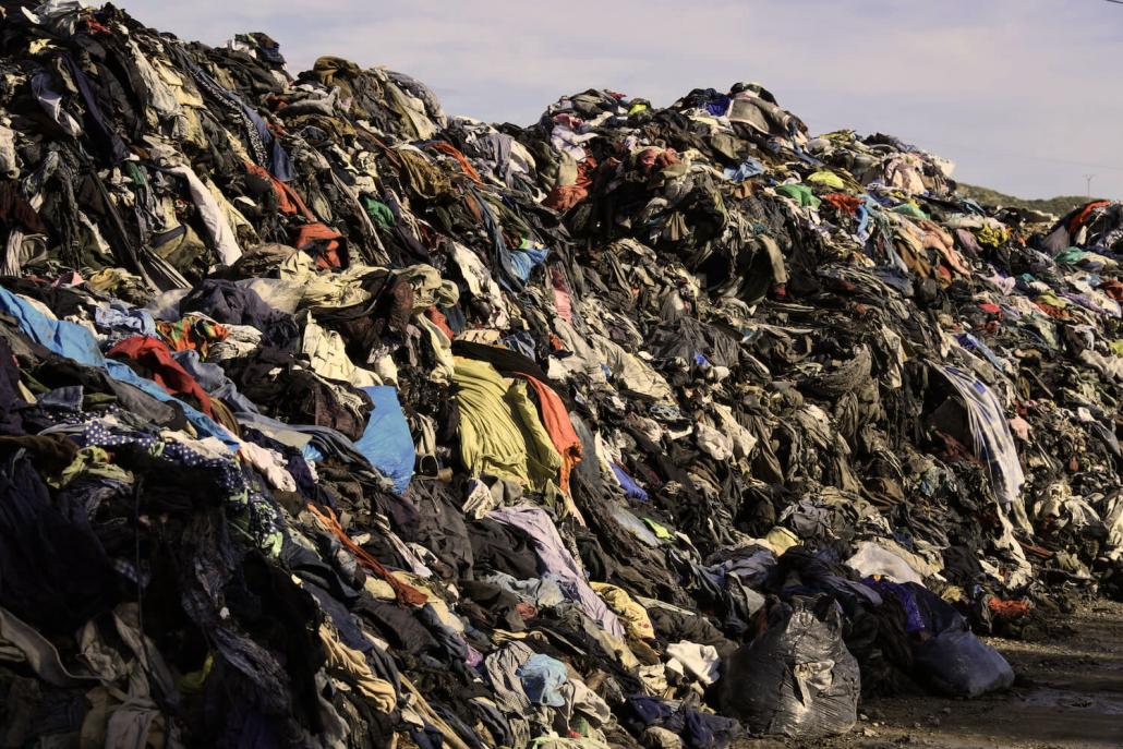 Fashion induced waste